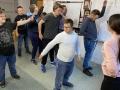 Ćwiczenie układu tanecznego