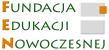 Logo Fundacji Edukacji Nowoczesnej